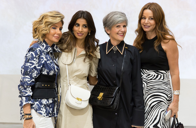 Celine: An exclusive Dubai Spring lunch