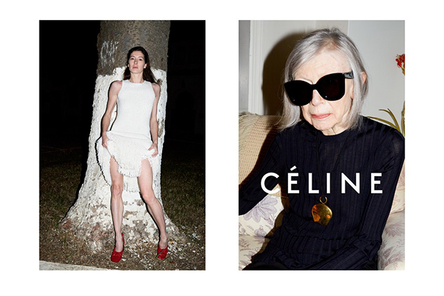 First look: Céline, Sonia Rykiel, Donna Karan and more share SS15 campaign teasers