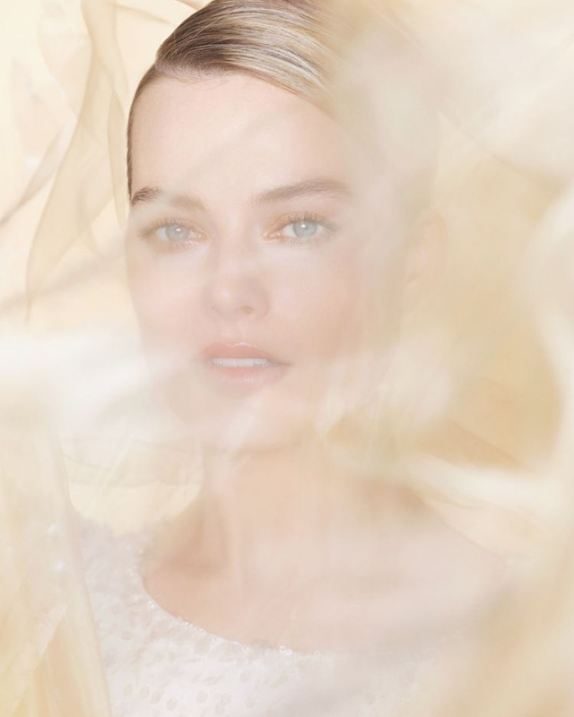 Margot Robbie makes her debut as the face of Chanel's new fragrance