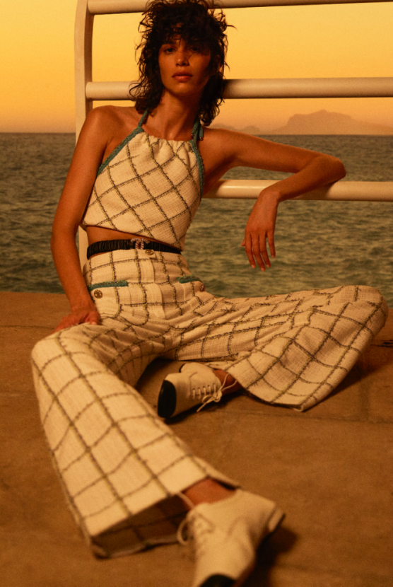 CHANEL's Cruise 2020/21 collection consists of a laid-back allure we'll all want to embrace on our next holiday
