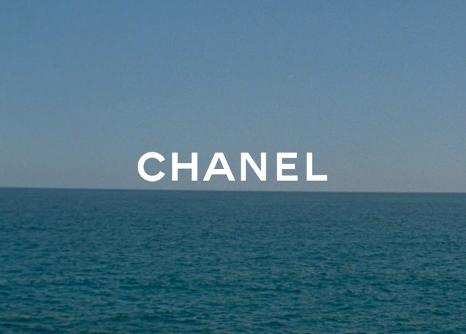 Watch: Chanel's Cruise 2020/21 collection, Balade en Méditerranée