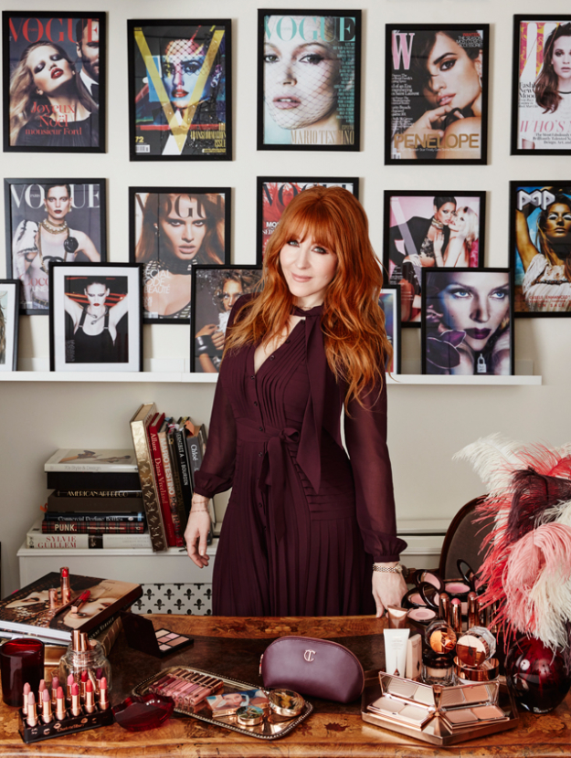 Charlotte Tilbury announces world's largest store and it's in Kuwait