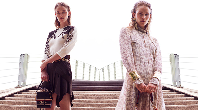 Natacha Ramsay-Levi just made her Resort debut at Chloé