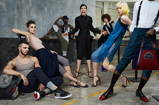 Must-watch: Christian Louboutin and Blanca Li unveils La Repetition