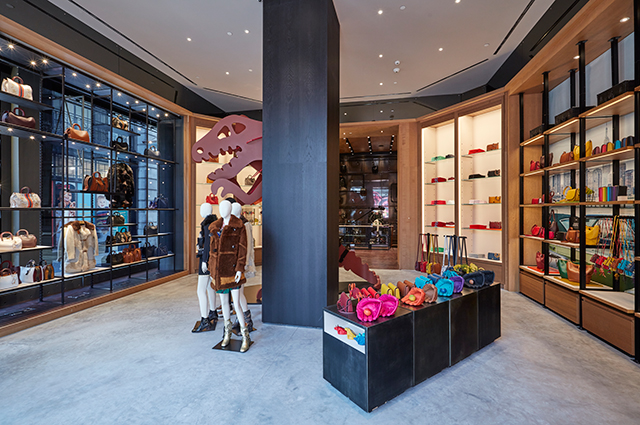 Coach opens flagship store in London's Regent Street