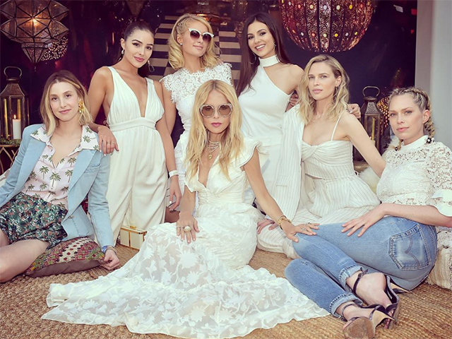 The best celebrity Instagrams from Coachella – Weekend One