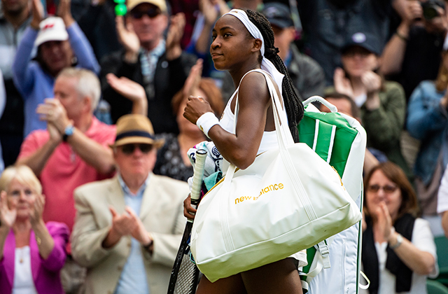 This 15-year-old just beat Venus Williams at Wimbledon 2019
