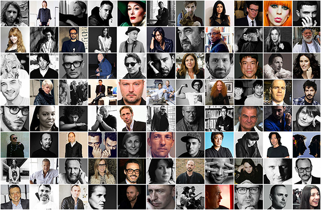 The 500 most influential fashion players in 2014