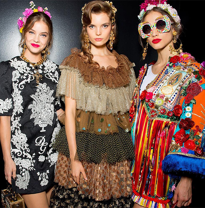 Dolce & Gabbana are headed to Shanghai for next fashion show