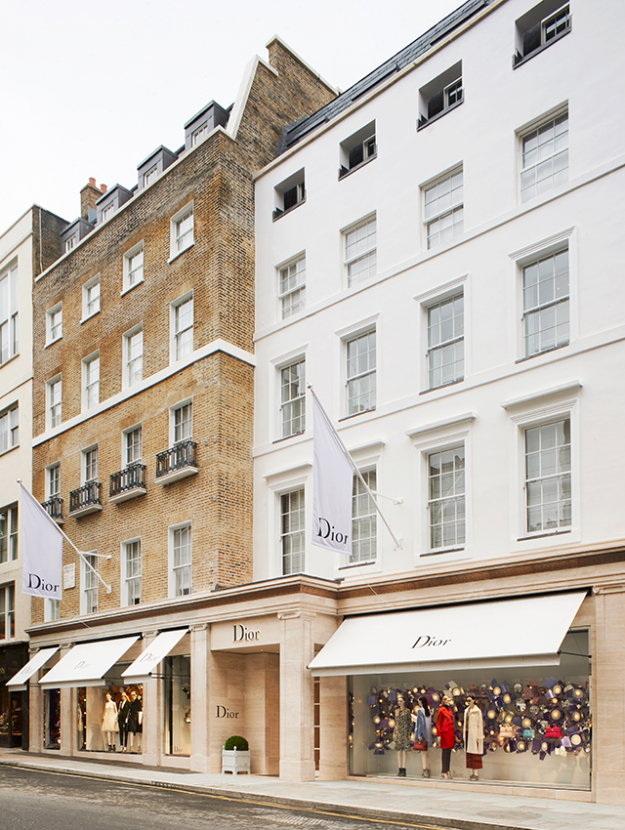 Dior to open new London boutique