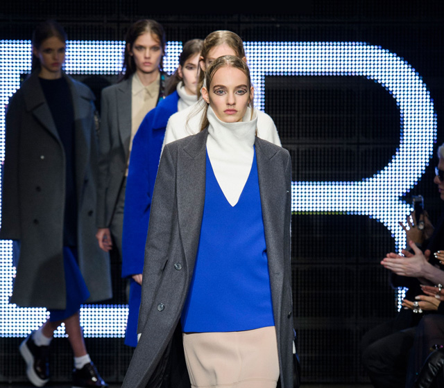 New York Fashion Week: DKNY Autumn/Winter 15