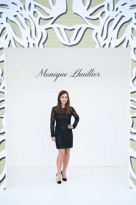 Buro 24/7 Middle East Exclusive: Monique Lhullier in Dubai