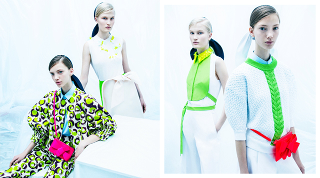 Discover Delpozo's Resort '18 collection
