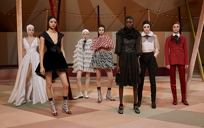 Paris Haute Couture Fashion Week S/S'19: Day one highlights