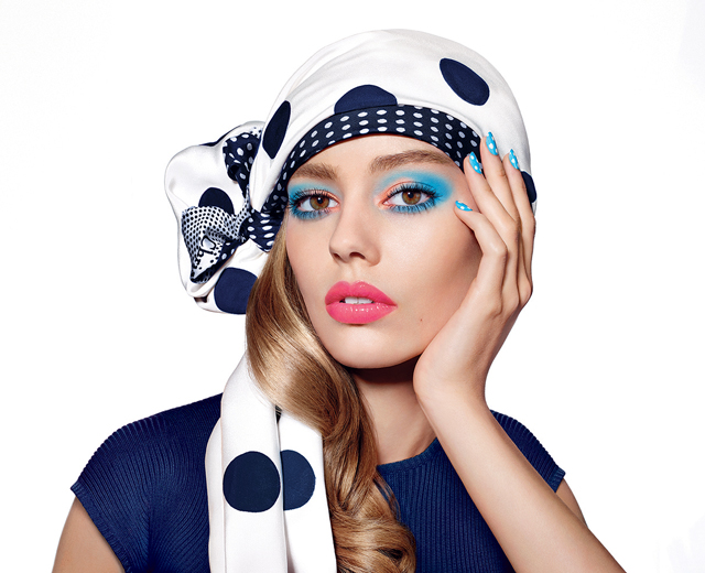 Dior's dotty new beauty collection