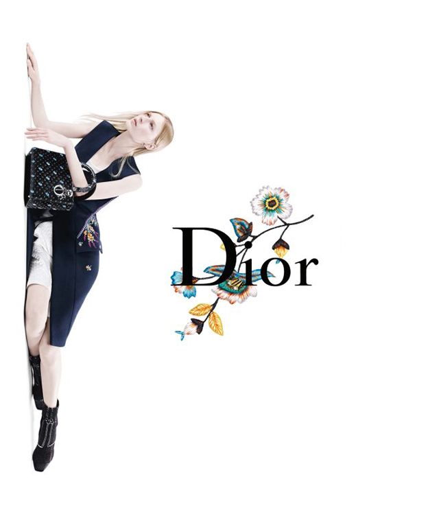 First look: Dior Spring/Summer 2015 campaign
