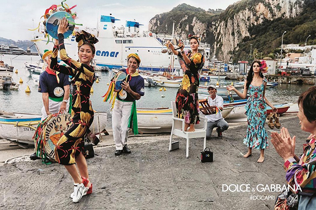 Must-see: Dolce & Gabbana's Spring/Summer '17 campaign
