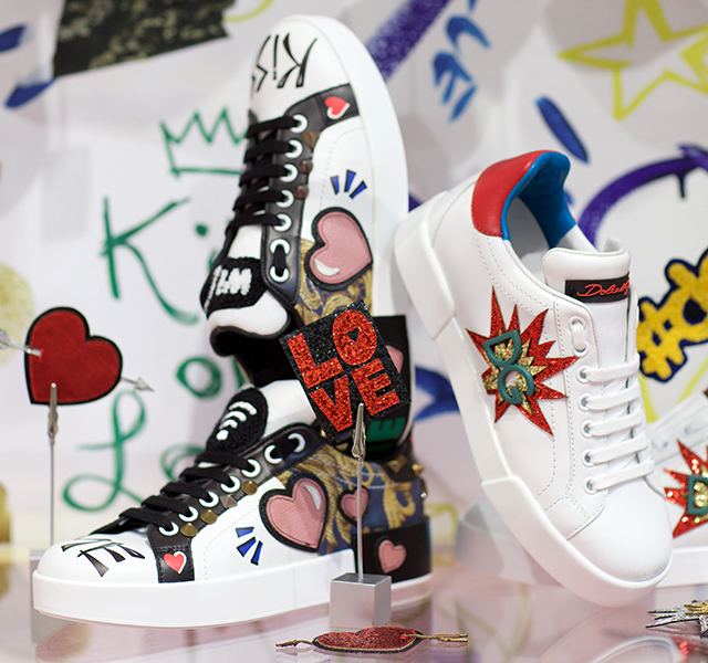 Now available: Dolce & Gabbana's customisation service in Dubai