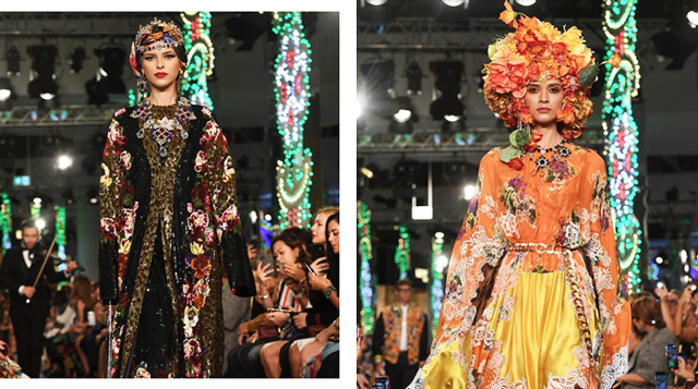 Here's everything you need to know about Dolce & Gabbana's first ever fashion show in Dubai