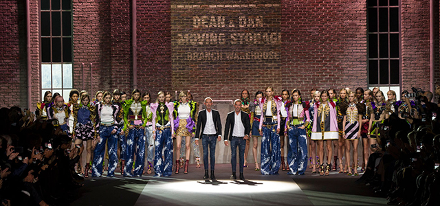 Milan Fashion Week: Dsquared2 Spring/Summer '17