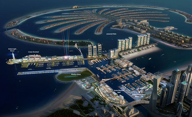 Sheikh Mohammed unveils new iconic project: Dubai Harbour