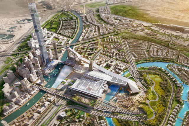Dubai to break its own records with launch of Meydan One development