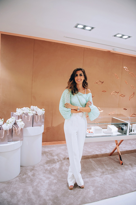 Aubade Jewellery boutique launches in Kuwait