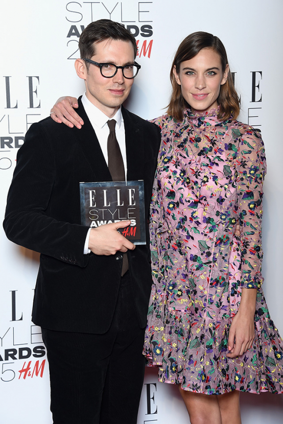 The 2015 Elle Style Awards in London