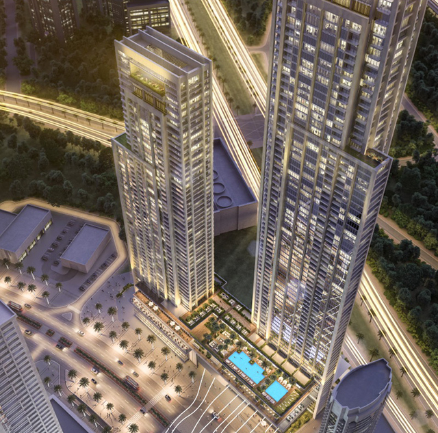 Revealed: The new Downtown Dubai development from Emaar