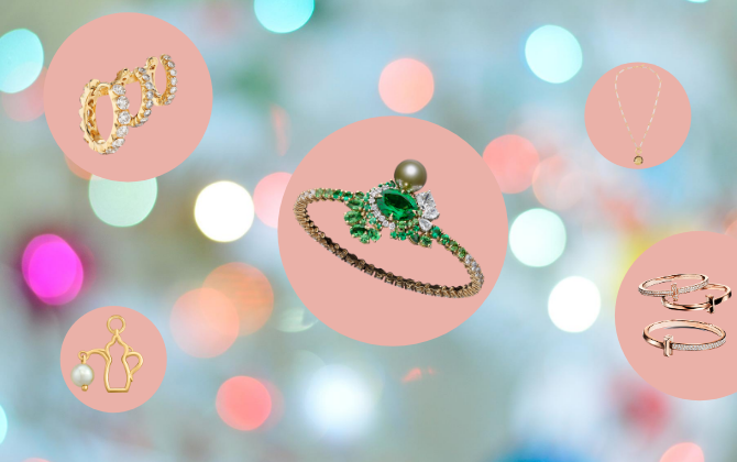 Celebrate Emirati Women's Day in style with these stunning jewellery pieces