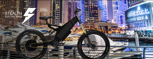 Emiratis design the UAE's first electric desert bike