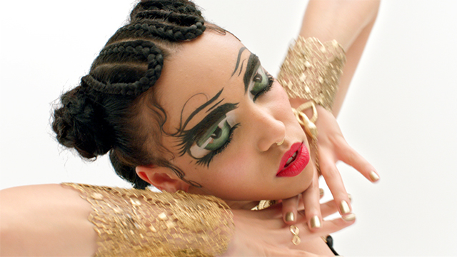FKA Twigs unveils cool concept film for Google Glass