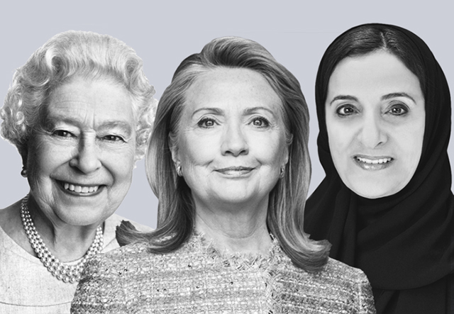 Revealed: Forbes top 100 most powerful women