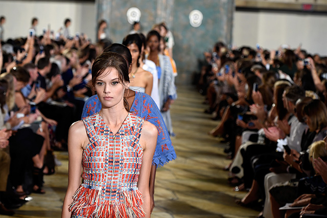 New York Fashion Week: Tory Burch Spring/Summer 16