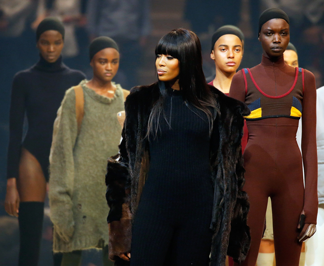 New York Fashion Week: Yeezy Season 3