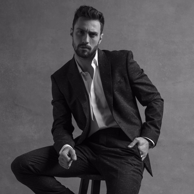 Aaron Taylor-Johnson is the new face of Gentleman Givenchy