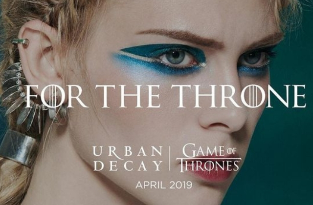 It's happening: An Urban Decay x Game of Thrones beauty collection