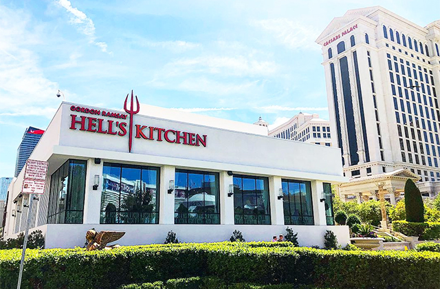 Gordon Ramsay to open Hell's Kitchen in Dubai