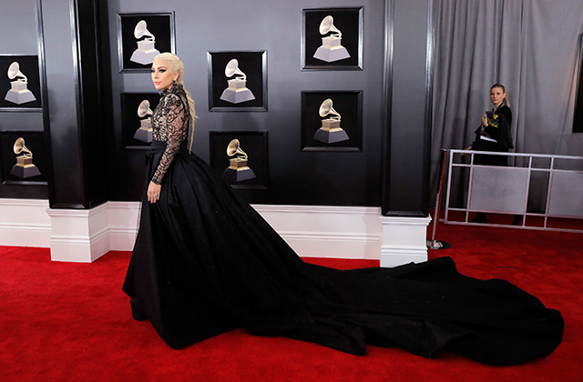 The 2018 Grammy Awards: Red carpet