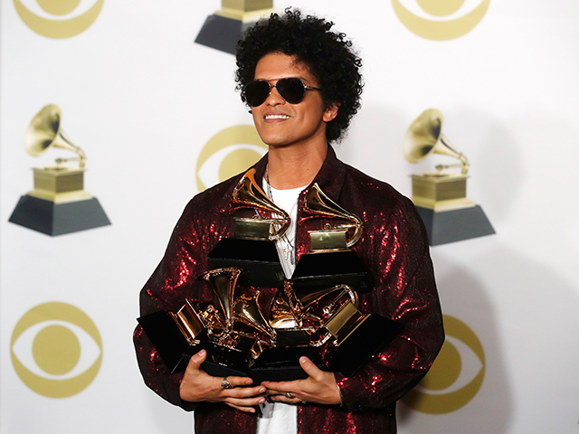 The 2018 Grammy Awards: Winners and performances