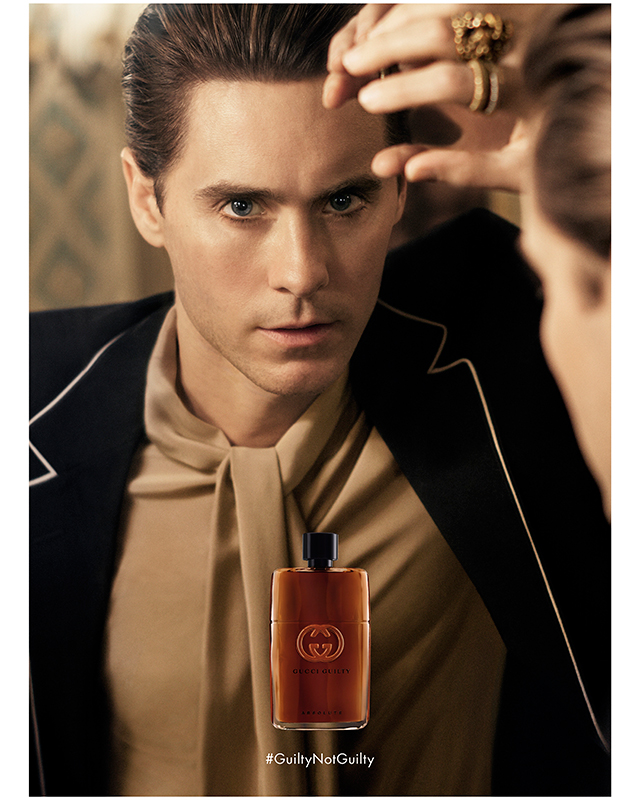 Launching soon: Gucci Absolute, created by master perfumer Alberto Morillas
