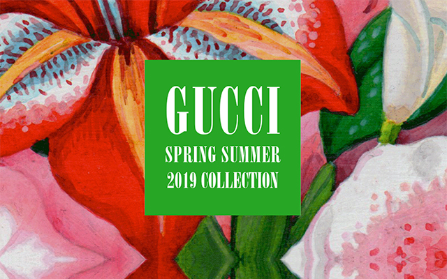 Live stream: Watch the Gucci S/S '19 show live from PFW