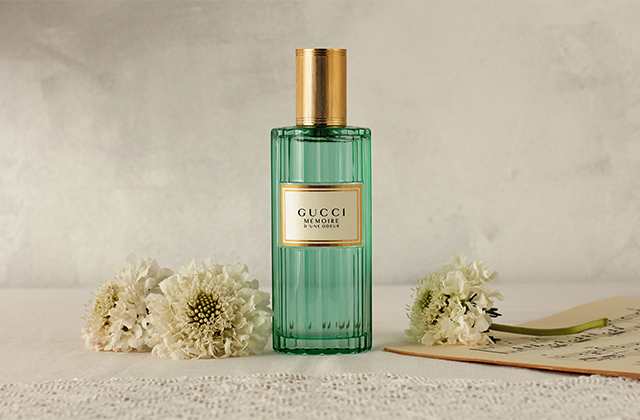 Gucci just launched a brand new fragrance and we're in love with its notes