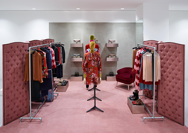 Gucci to takeover all four Dover Street Market locations  a2ccac99c53