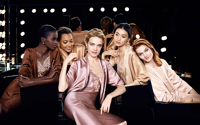 Guerlain's Lingerie de Peau uncovers new beauty base