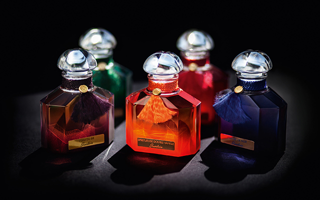 A new note: Guerlain's Colour collection
