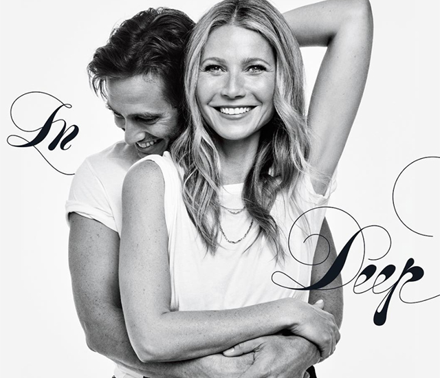 It's official: Gwyneth Paltrow is engaged