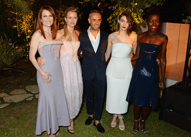 The Cannes Film Festival 2014: Calvin Klein x The IFP Party