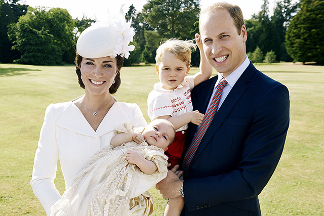 Happy 2nd birthday Prince George: Kensington Palace releases adorable new image