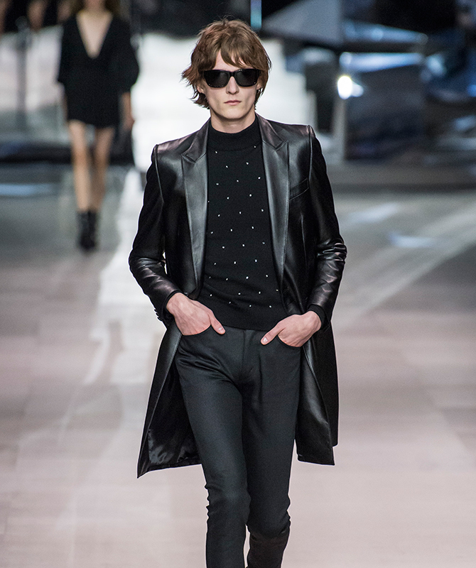 Hedi Slimane to host menswear show for Celine during Men's Paris Fashion Week